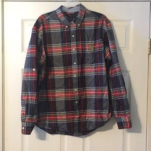 Men's Button Up Dress Shirt